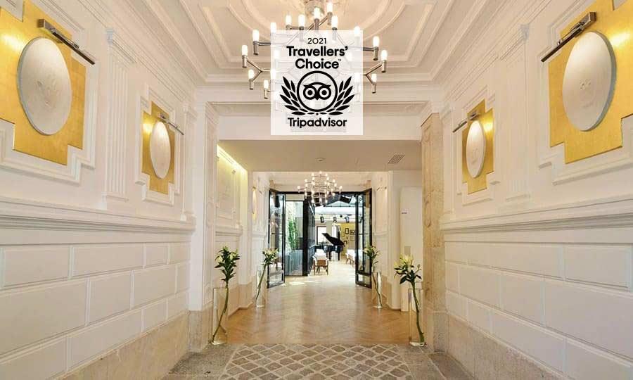 Hotel Le 123 Sebastopol * * * *
